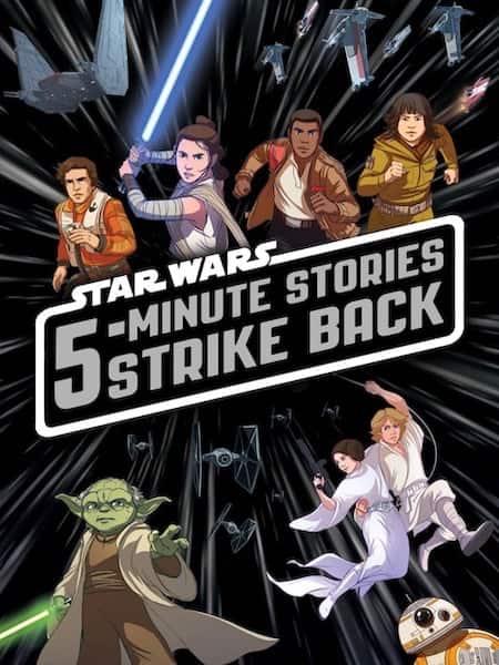 5-Minute Star Wars Stories Strike Back by S.T. Bende