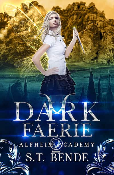 Book cover for Dark Faerie by S.T. Bende
