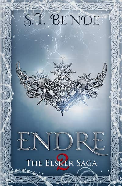 Book cover for Endre by S.T. Bende