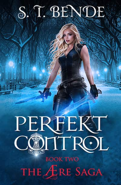 Book cover for Perfekt Control by S.T. Bende