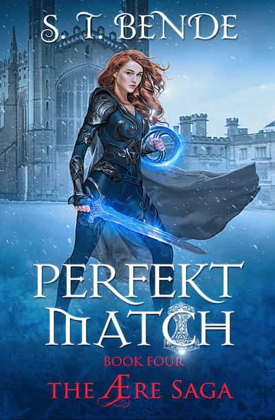Book cover for Perfekt Match by S.T. Bende
