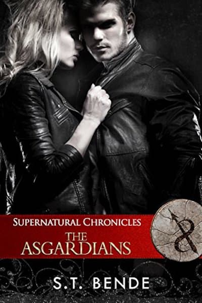 Book cover for The Asgardians by S.T. Bende