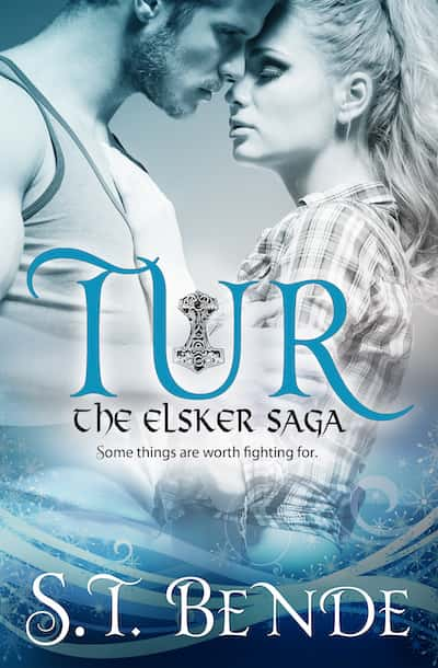 Book cover for Tur by S.T. Bende