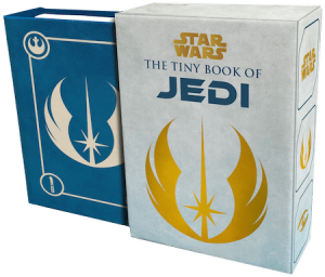 The Tiny Book of Jedi by S.T. Bende