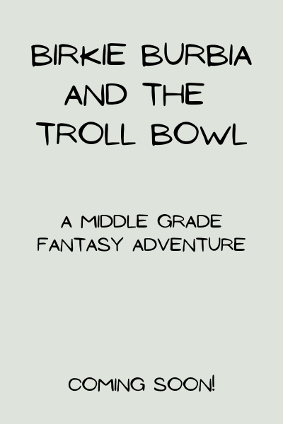 Book cover for Birkie Burbia and the Troll Bowl by S.T. Bende