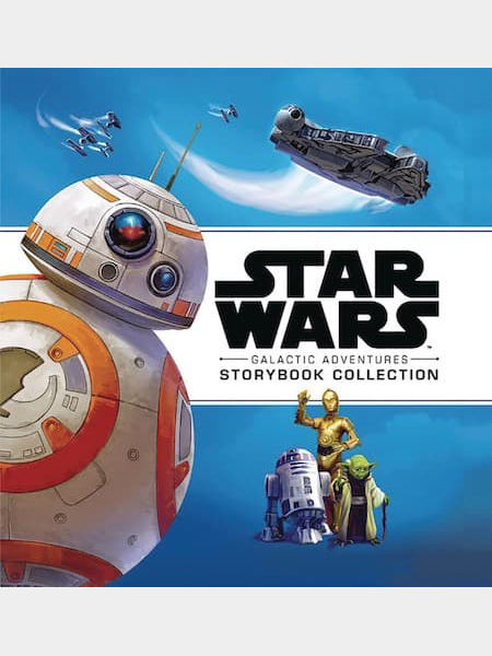 Star Wars Galactic Adventures by S.T. Bende