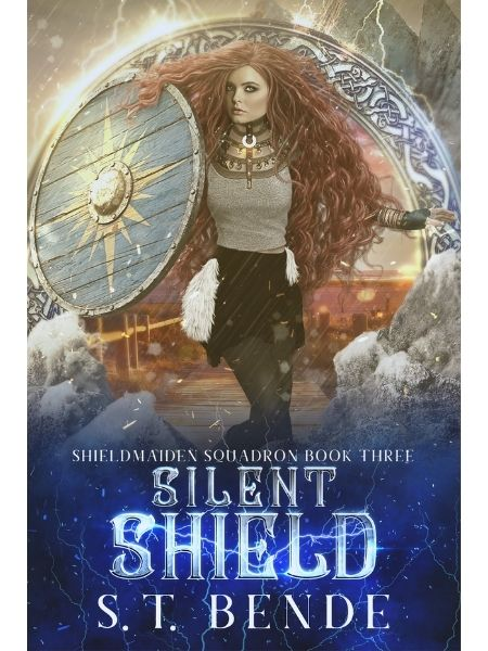 Book cover for Silent Shield